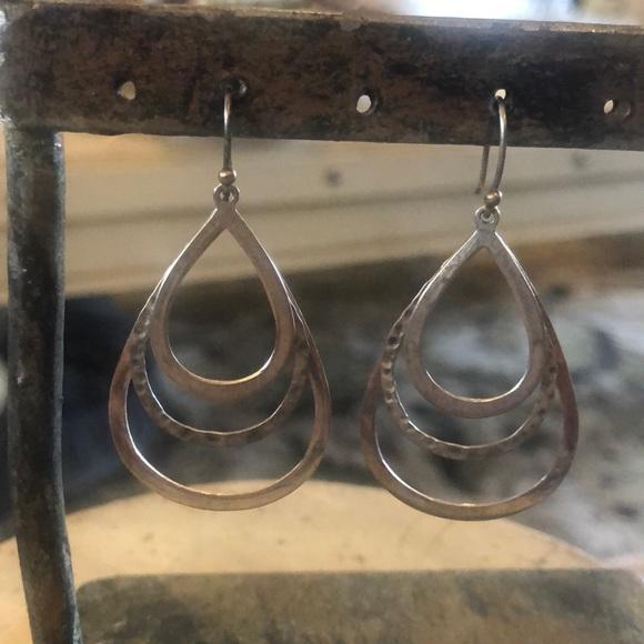 Silpada Jewelry - Beautiful Silpada Triple Teardrop Earrings